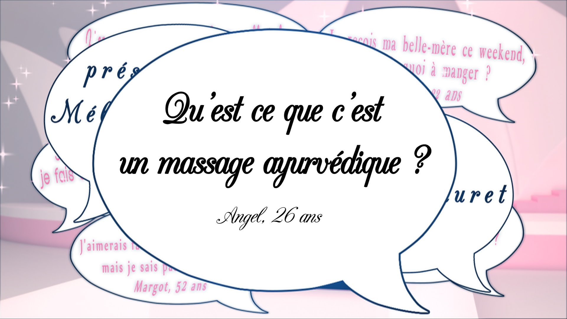 Massage ayurvédique ?