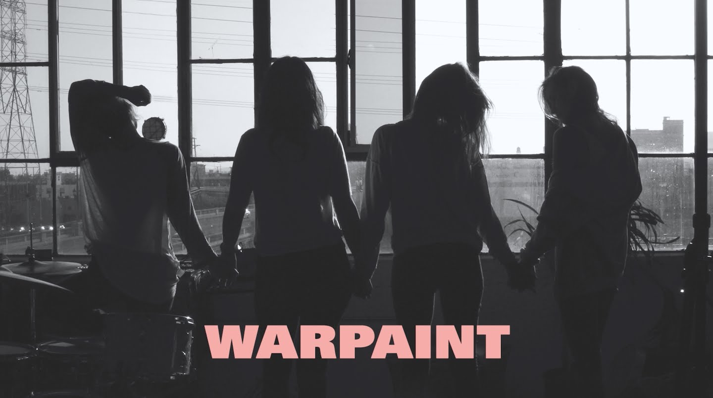 New Song – Warpaint